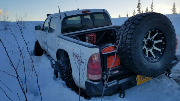 TruckCLaws Offroad Recovery