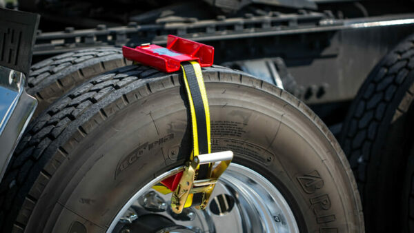 Commercial Truck Traction Aid