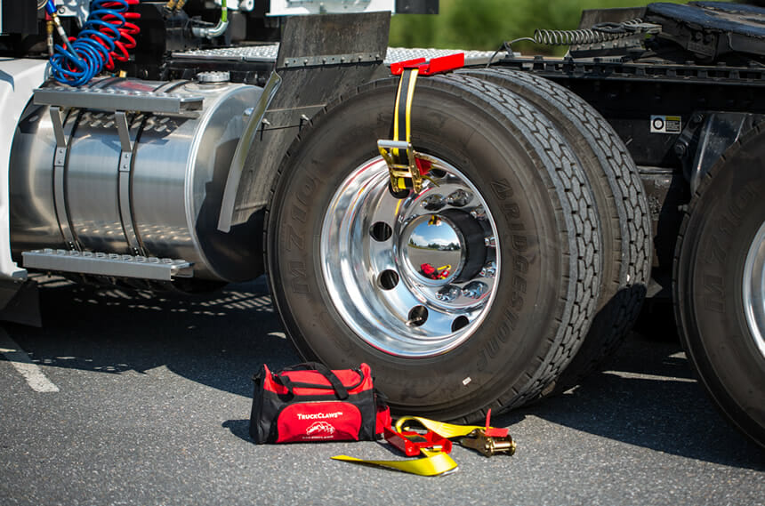 TruckClaws Commercial Truck Traction Aid Kit